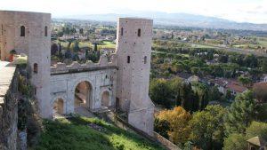 Spello - Vacanze in Umbria in agriturismo