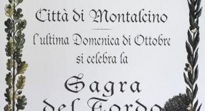 Sagra del Tordo Montalcino